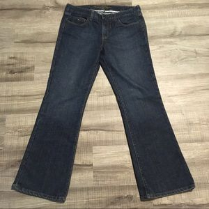 Tommy Hilfiger bootcut  jeans. Size 10 short